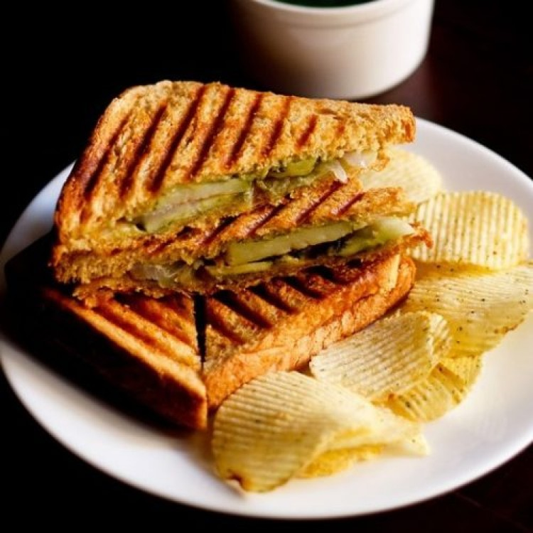 Bombay Sandwich Grilled
