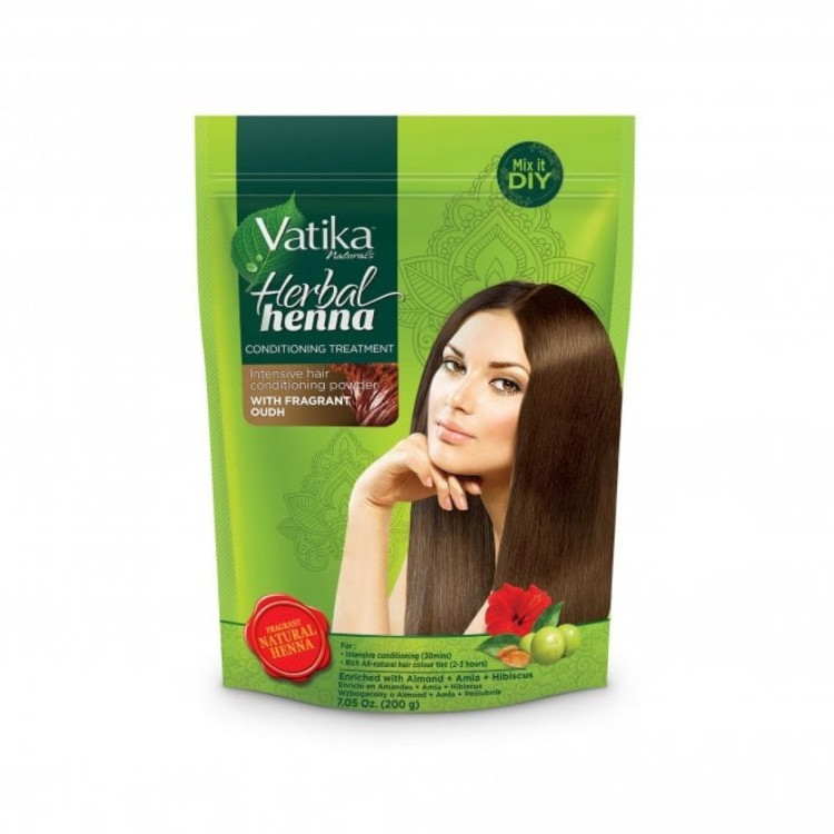 Dabur Vatika  Herbal Henna Sandalwood Treatment