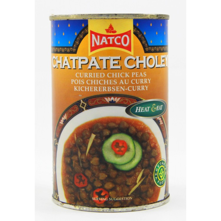 Natco Chatpate Choley