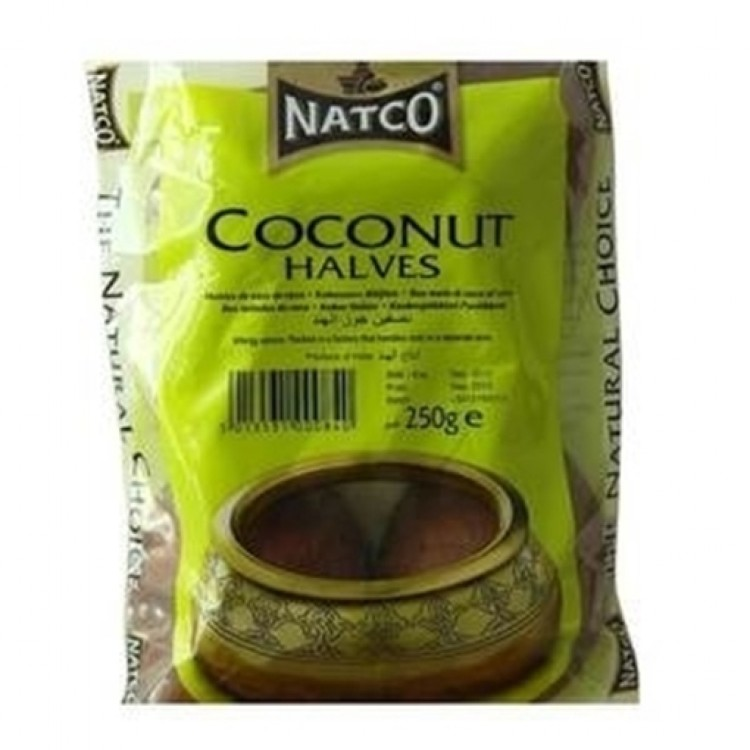 Natco Coconut Halves