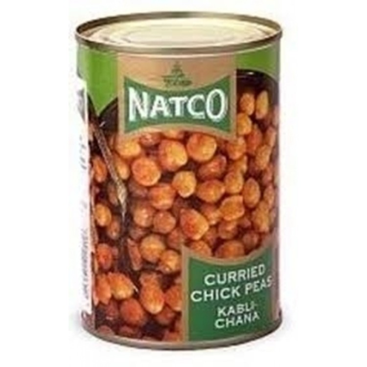 Natco Curried Chickpeas