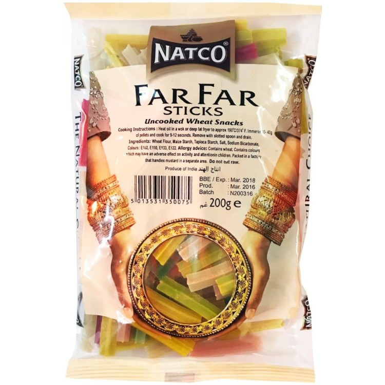 Natco Far Far Sticks