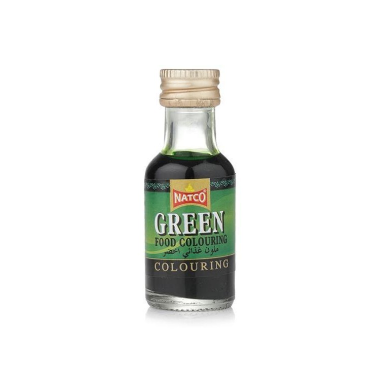 Natco Green Food Colouring Essence